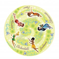 Disney Fairies Dinner Plates