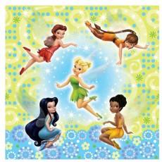 Disney Fairies Beverage Napkins