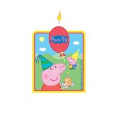 Peppa Pig Candle