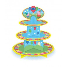 Peppa Pig Tier Cupcake Stand