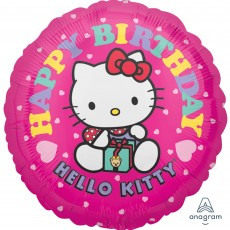 Hello Kitty Standard HX Foil Balloon