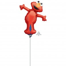 Sesame Street Elmo Mini Shaped Balloon