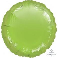 Green Metallic Lime Standard HX Foil Balloon