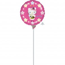 Hello Kitty Bee Foil Balloon