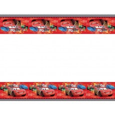 Disney Cars 2 Plastic Table Cover