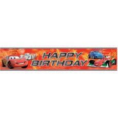 Disney Cars 2 Banner