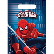 Spider-Man Ultimate  Loot Favour Bags