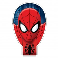 Spider-Man Ultimate  Flat Candle