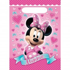 Minnie Mouse Loot Favour Bags