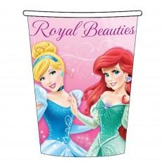 Disney Princess Sparkle Paper Cups