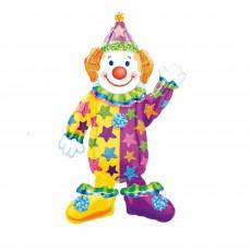 Big Top Party Decorations - Airwalker Foil Balloon Juggles