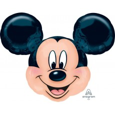 Mickey Mouse SuperShape XL  Head Shaped Balloon