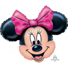 Minnie Mouse SuperShape XL Shaped Balloon