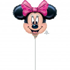 Minnie Mouse Mini Shaped Balloon