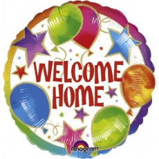 Welcome Celebration Foil Balloon