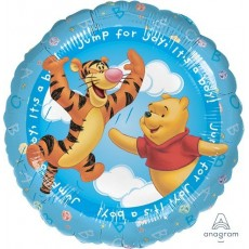 Baby Shower - General Standard HX Pooh Foil Balloon