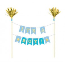 Baby Shower - General It's a Boy! Cake Topper