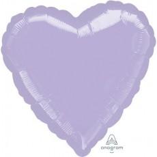 Lilac Metallic Pearl Pastel  Shaped Balloon
