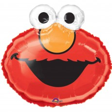 Sesame Street Doo-Dads Elmo SuperShape Shaped Balloon