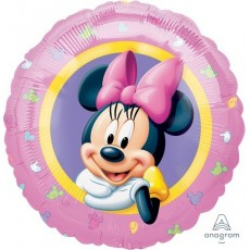 Minnie Mouse Standard HX Minnie Portrait Foil Balloon