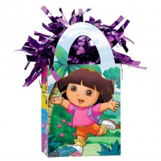 Dora the Explorer Tote Balloon Weight