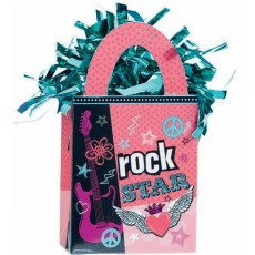 Rocker Princess Tote Balloon Weight