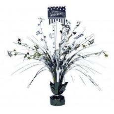 Black & White Spray Centrepiece