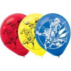 Justice League Batman Latex Balloons