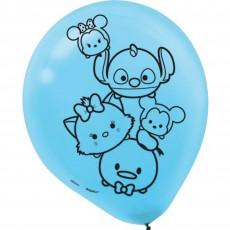 Tsum Tsum Latex Balloons