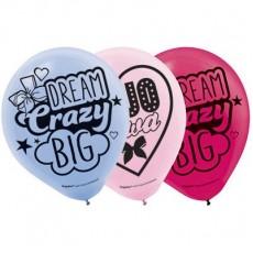 JoJo Siwa Latex Balloons