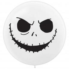 Halloween Nightmare Before Christmas Latex Balloons