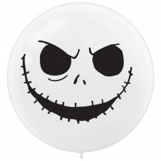 Halloween The Nightmare Before Christmas Latex Balloons