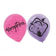 Disney Vampirina Latex Balloons