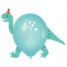 Dinosaur Dino-Mite Latex Balloons