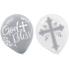 First Communion Party Decorations - Latex Balloons Holy Day