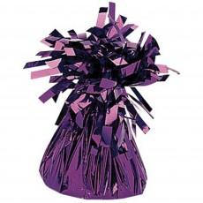 Purple Small Foil Balloon Weight 170-180g