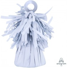 White Small Foil Balloon Weight 170-180g