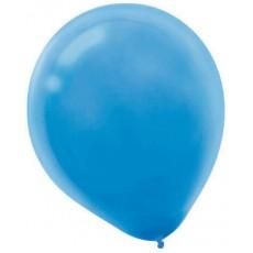 Blue Powder  Latex Balloons