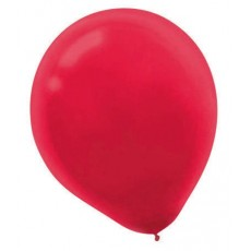 Red Apple  Latex Balloons