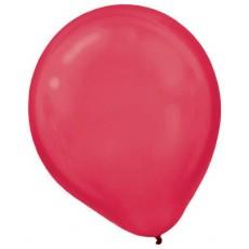 Red Apple ii Latex Balloons