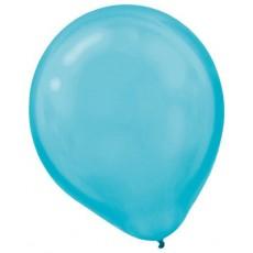 Blue Pearl Caribbean  Latex Balloons