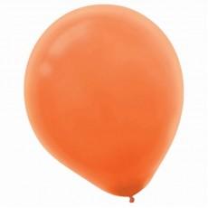 Teardrop Orange Peel Latex Balloons 30cm Pack of 15