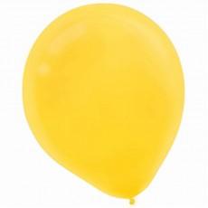 Yellow Sunshine  Latex Balloons