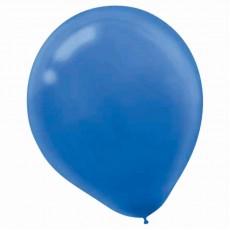 Blue Bright Royal  Latex Balloons