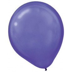 Purple Pearl New  Latex Balloons