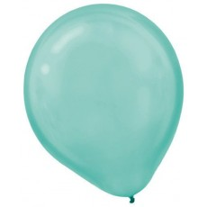 Blue Pearl Robin's Egg  Latex Balloons
