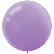 Lavender Latex Balloons