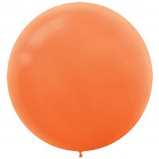 Orange Peel  Latex Balloons
