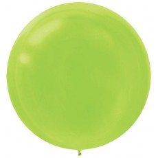 Green Kiwi  Latex Balloons