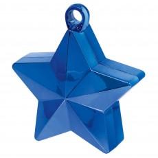 Star Blue Balloon Weight 170g